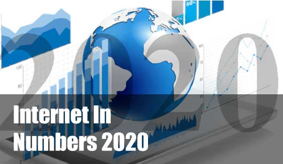 Internet In Numbers 2020