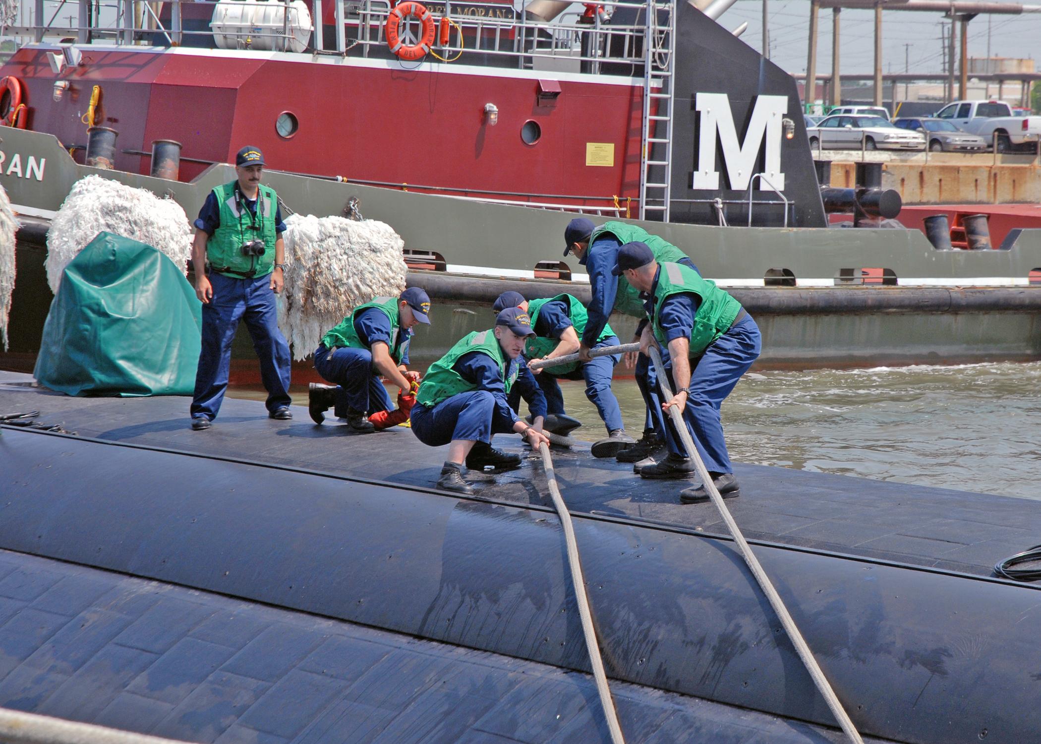 Submarine Communication Lines