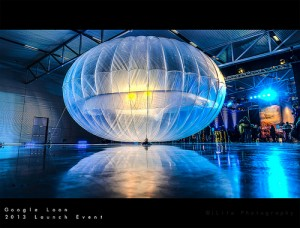 google's balloon-based wireless networks