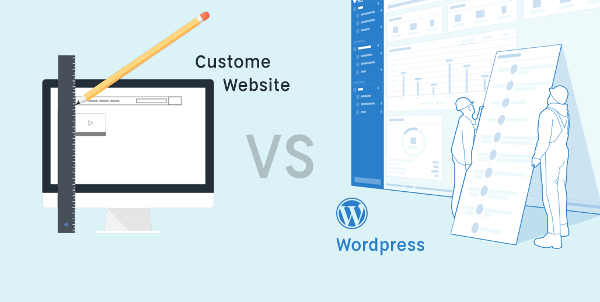 Wordpress vs. HTML