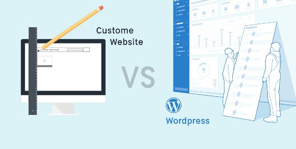 Wordpress vs. HTML