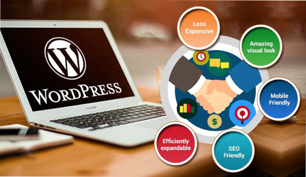 benefits of building website on wordpress