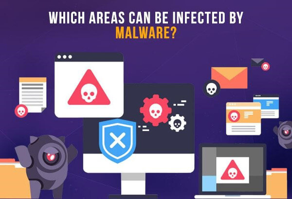 What can malware infect?