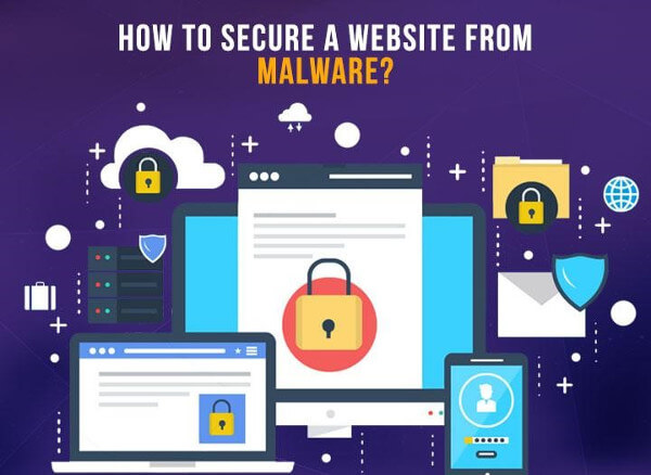 How to secure from malware