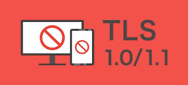 TLS 1.0 / 1.1