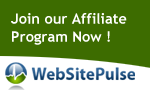 WebSitePulse  Affiliates